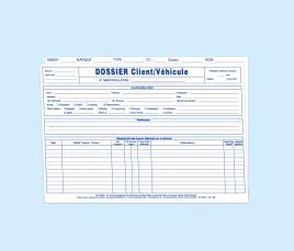 Dossier Client Véhicule