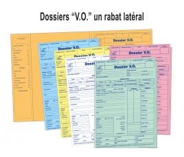 Dossier VO à 1 Rabat