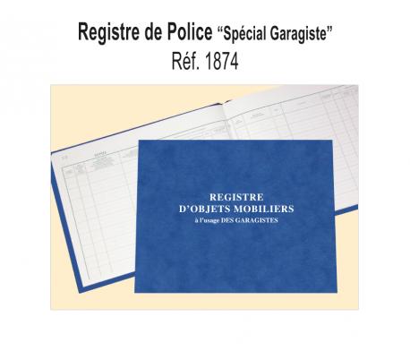 Registre de Police