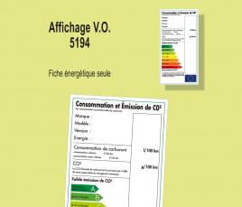 Affichage CO2