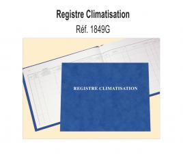 Registre de Climatisation