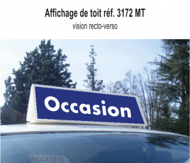 Affichage Toit Occasion