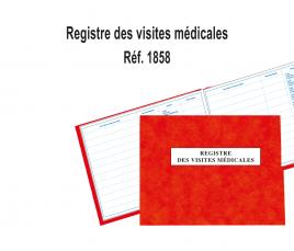Registre des Visites Médicales
