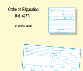 Ordre de Réparation