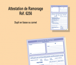 Attestation Ramonage